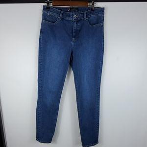 Talbots Jeans Size 8 slim ankle
